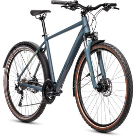 Cube Nature Pro Allroad, blue'n'green